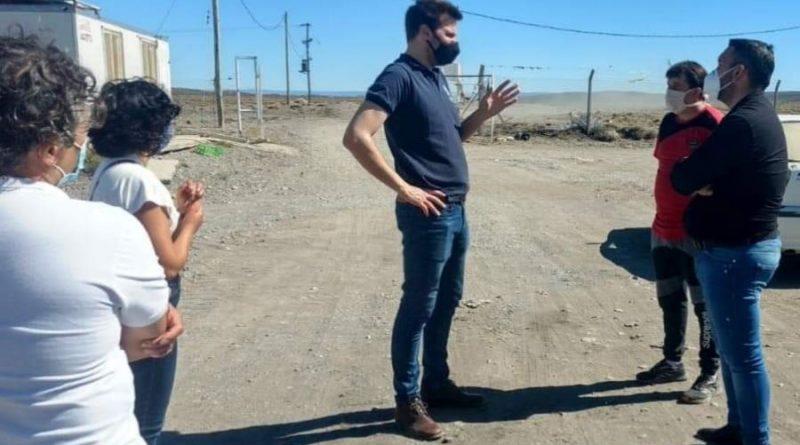 Trabajan en la agenda ambiental para Perito Moreno